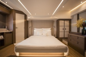 The Reverie Yacht - Bedroom
