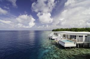 Amilla Fushi - Ocean Reef House - Exterior 1