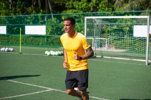 Football - Amilla Arena 4 - with Tim Cahill 1
