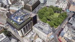 THE LONDONER - LEICESTER SQUARE_AERIAL VIEW