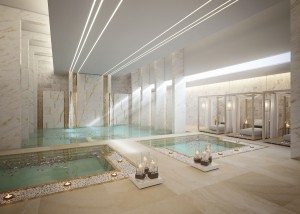 Zulal Wellness Resort - Water Therapy Suite