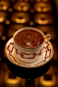 Hotel Eden Roma - La Libreria - hot chocolate vertical
