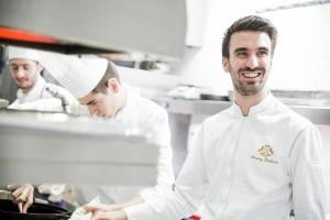 Le Meurice à la maison - Chef Amaury Bouhours