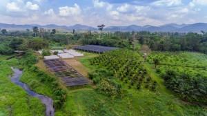Chiva-Som Organig Garden Pa-La-U